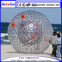 inflatable zorb ball ramp inflatable hamster water walking ball