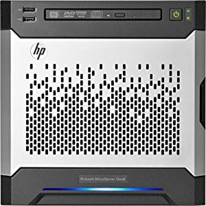 """Hp Proliant Microserver Gen8 Ultra Micro Tower Server . 1 X Intel Xeon E3. 1220L V2 2.30 Ghz . 1 Processor Support . 8 Gb Standard/16 Gb Maximum Ram . 4 Tb Hdd . Serial Ata/600 Raid Supported Controller . Gigabit Ethernet . Raid Level: 0, 1, 1+0 . 150 W """"Product Type: Computer Systems/Entry-Level"""