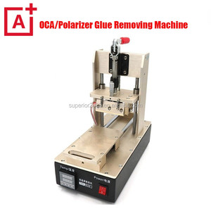 Best quality loca oca uv optical glue removal machine for mobile phone