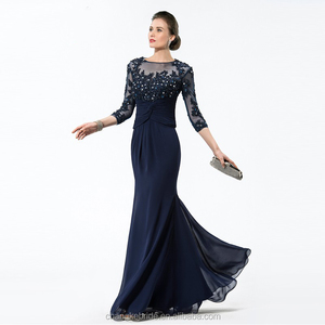 cc9b28155f75 Mother Of The Bride Dresses 3 4 Sleeves