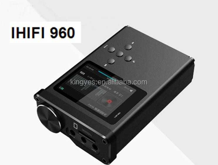 HIFI960 Dual-core Version 16GB AMP HiFi Portable Music <strong>Player</strong>
