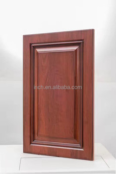 Inch 8017 Modern Pvc Mdf Round Corner Kitchen Cabinet Door Buy Round Corner Kitchen Cabinet