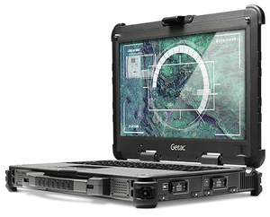 "Getac 15.6"" i7 Fully Rugged IP65 China industry laptop X500 importer"