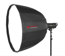 16 staaf 90 cm quick montage diepe parabolische softbox met <span class=keywords><strong>bowens</strong></span> <span class=keywords><strong>mount</strong></span>