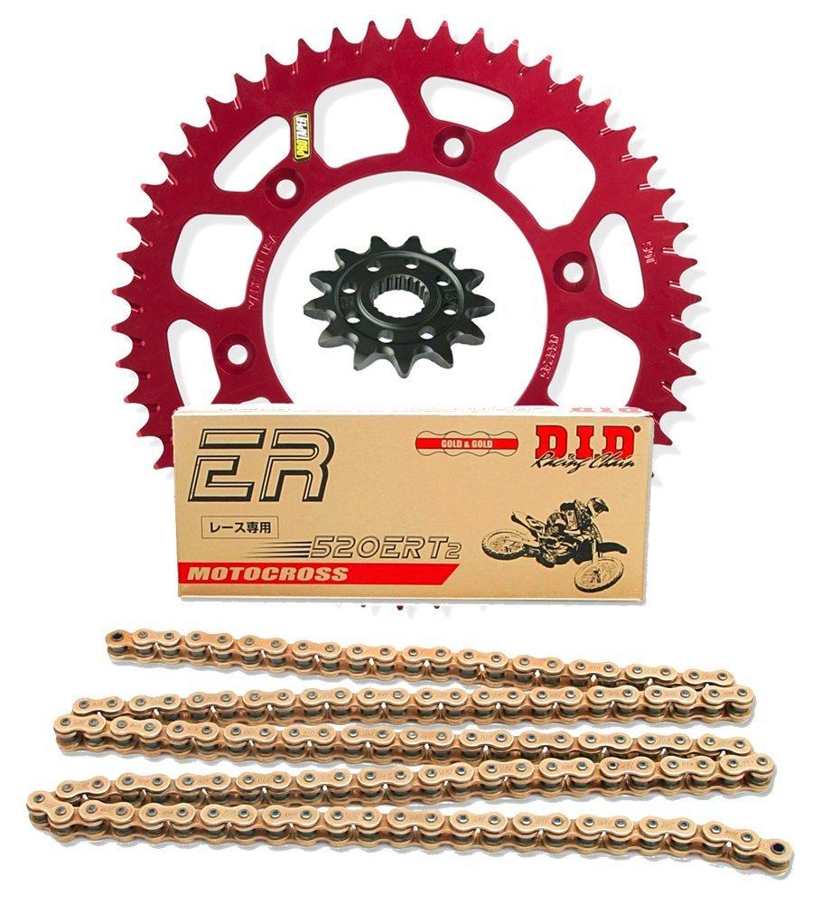 Sunstar 2-103738 38-Teeth 420 Chain Size Rear Steel Sprocket