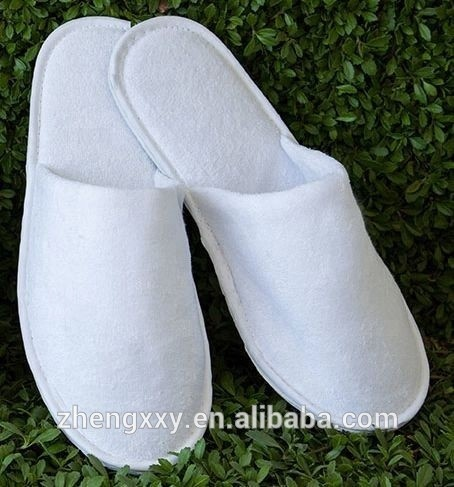 Hotel Terry Cloth Fabric <strong>Slippers</strong>