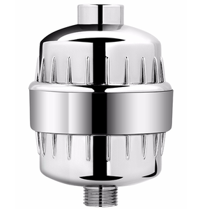 Amazon 15 stage vitamin shower filter head for hard cartridge