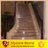 Chinese house marble risers stairs ,stair treads/staircase