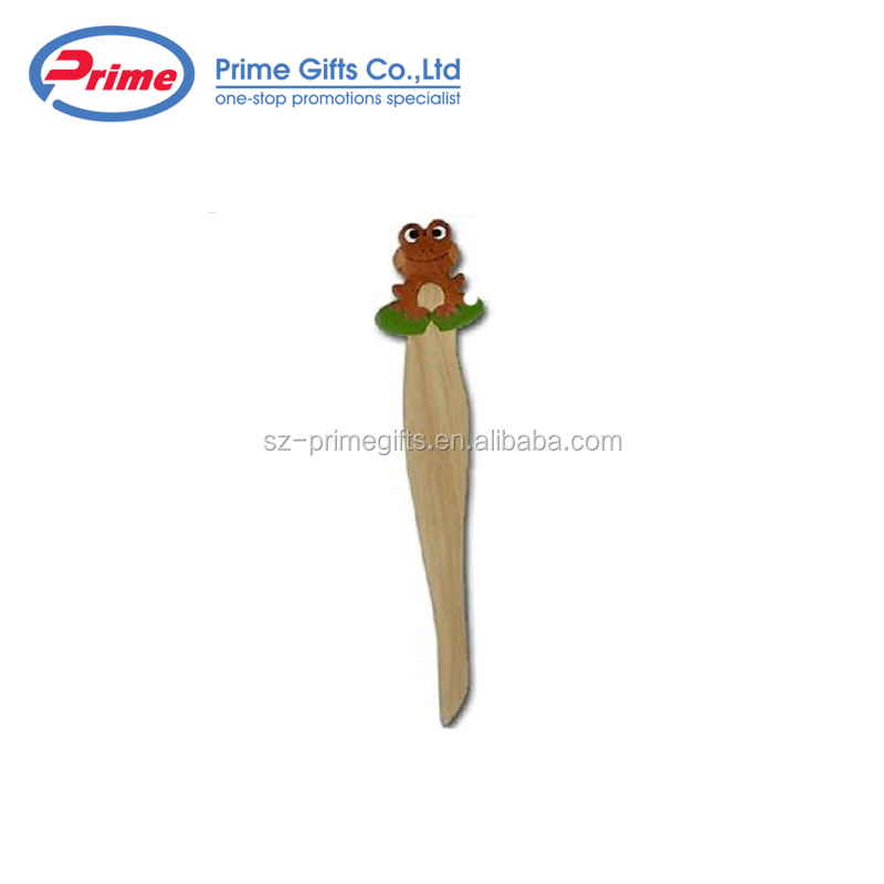 Cheap Price Wood Letter Opener with Logo