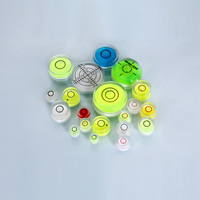 various type plastic bubble level