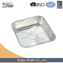 Proper Price Top Quality aluminium foil container used for food