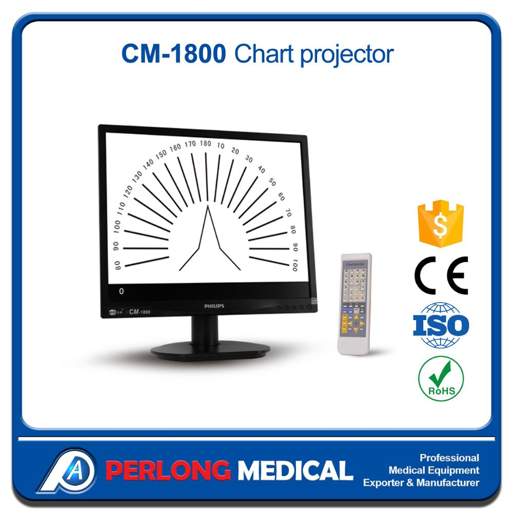 2017 hot selling cm 1800 optical eye chart projector with remote 2017 hot selling cm 1800 optical eye chart projector with remote control nvjuhfo Choice Image