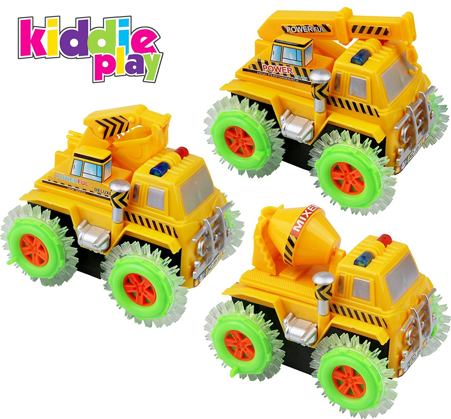buy kiddie play 3 piece set battery operated stunt tumbling