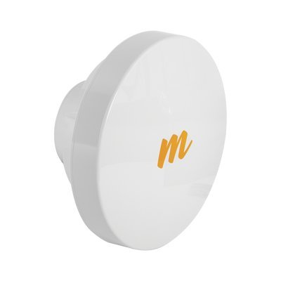 Mimosa C5 MU-MIMO 2x2:2ac Client CPE, 4.9-6.2 GHz, 14º, 20 dBi, High Capacity, up to 500+ Mbps, Point-to-Multipoint. 48V POE