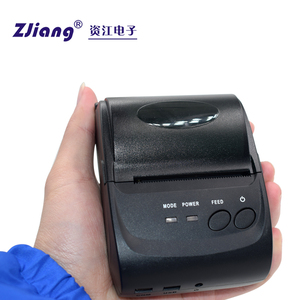 2inch Portable Bluetooth Thermal Receipt Bill Printer for Mobile Phone Direct Printing ZJ-5802