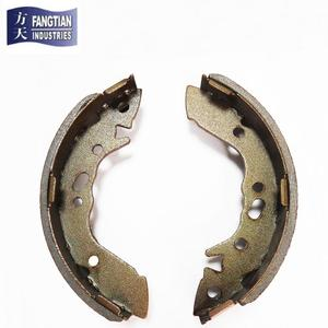 locomotive auto drum brake shoe for SANTRO Korean market