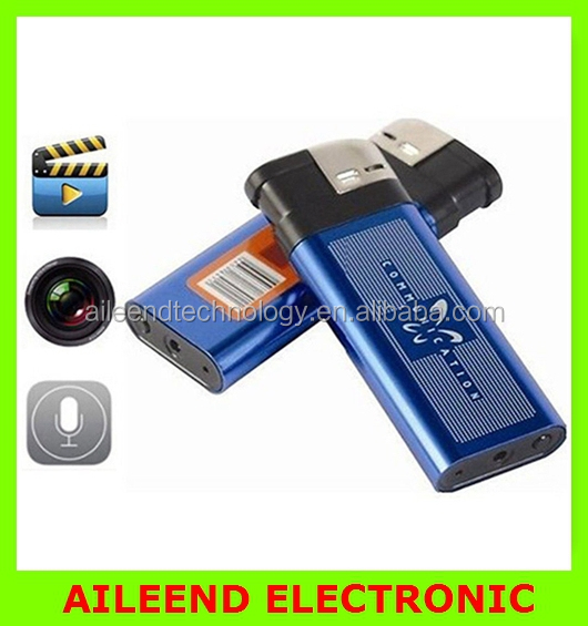 720P Lighter Hidden Mini Cam Camera DV DVR USB Video Recorder Q8 Lighter Camera
