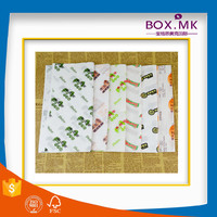 High Quality Free Sample Authentic Hot Sell Wrapping Paper For Bread