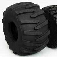 ISO14001 certificate original RC rubber wheels /race rubber tires /race tires manufacturer