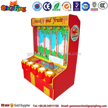 slot outdoor ticket redemption arcade game machine ML-QF500 Monkey And Fruit