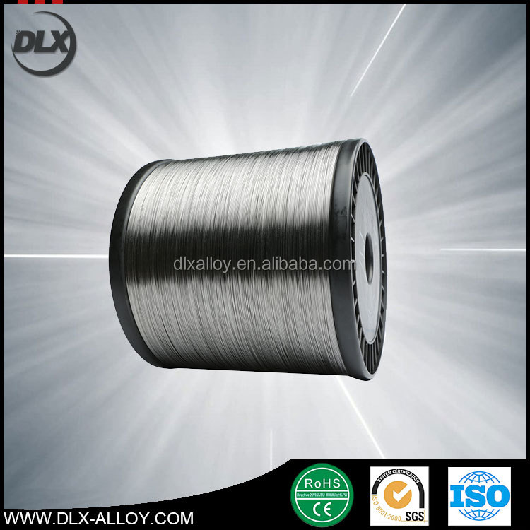 Fecral Alloy Metallurgy Electric Nichrome Low Resistance Wire