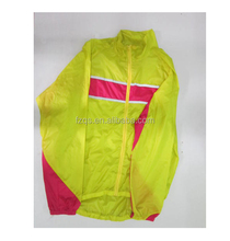 Unisex Windproofed rash guard Jacket Light Weight sun-protective clothing