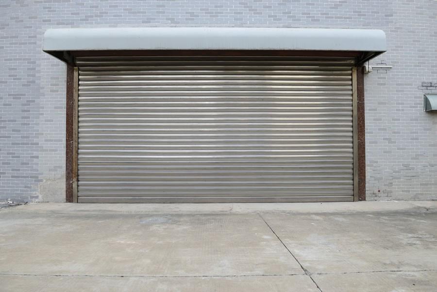 product-Hot commercialElectric Steel Roller Doorfor sale-Zhongtai-img
