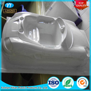 Custom Vacuum Forming ABS Plastic Toy Car Body Shell