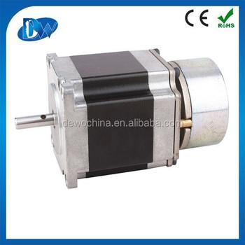 Brake step nema 17 stepper motor stepper motor wide use for Nema 17 stepper motor torque