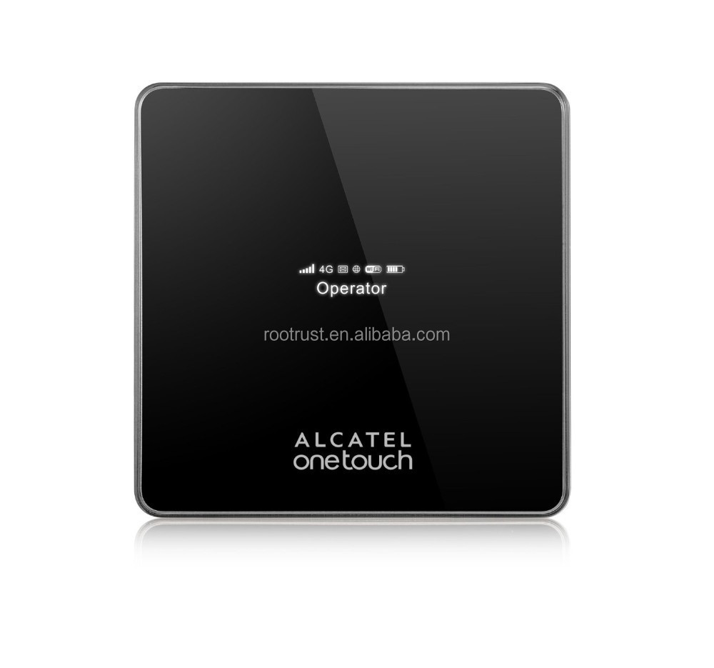 Alcatel Onetouch Y850 Unlocked 4G LTE 150Mbps Wireless Wi-Fi Hotspot Router