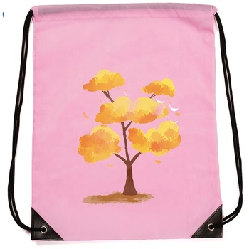 Newest Home Use Cheap Large Waterproof Polyester Drawstring Bags