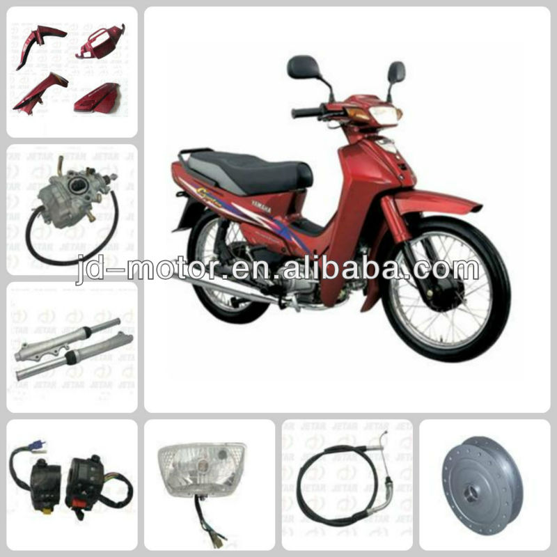 Crypton motorcycle parts