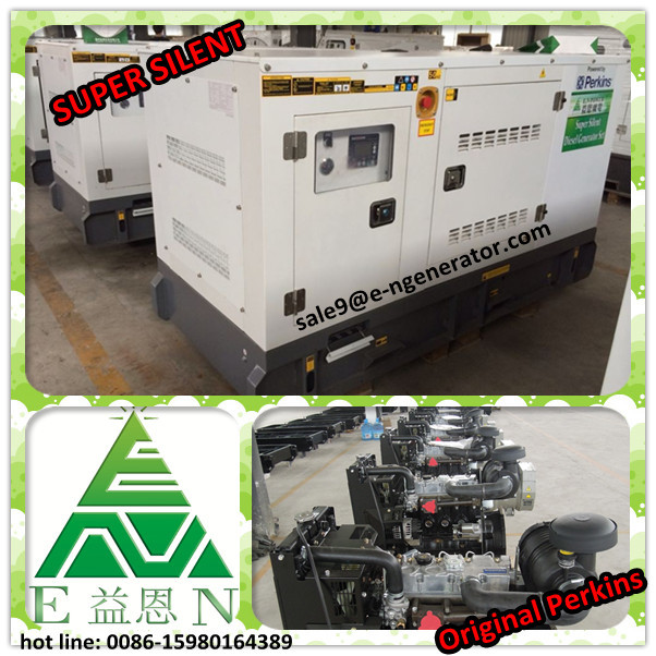 First class, 10kw super silent type FG wilson three phase