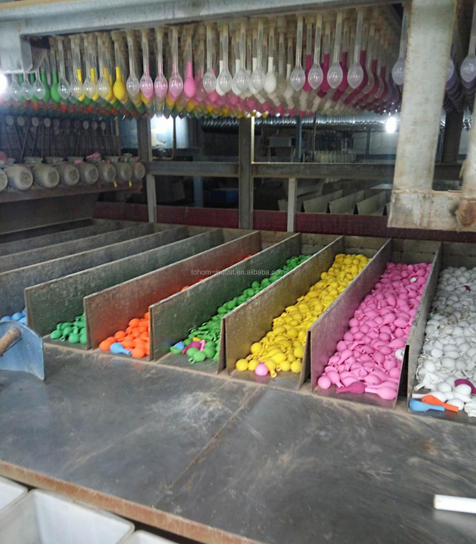 Melhor qualidade 12 polegadas colorido do partido china balões balões de mylar