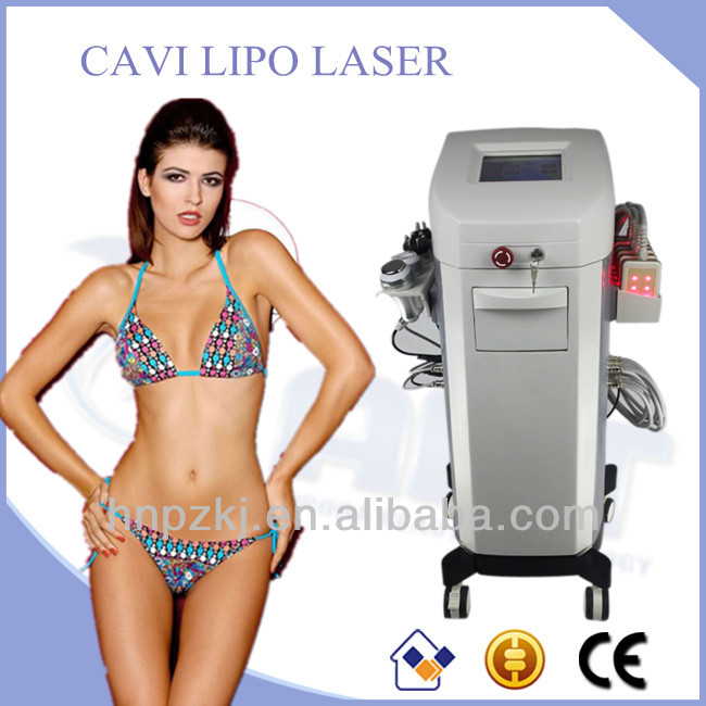 Perfect Match&Most effective vacumn rf cavitation lipo laser slimming machines