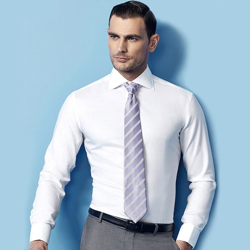 154b95e97 تصاميم مخصصة قميص للرجال أزياء نمط الرجال اللباس قميص رسمي-قمصان ...