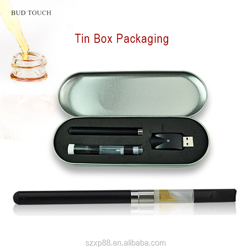 Best CBD cartridges in USA 0.5ml bud atomizer /bud dex atomizer PC tubes,to match 510 threading battery