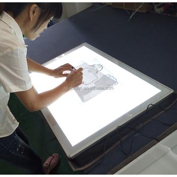 Best Selling Slim Junlon A5 Led Drawing Sketch Tracing Board Light