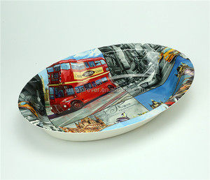 houseitem fashion design charger plates wholesale plastic