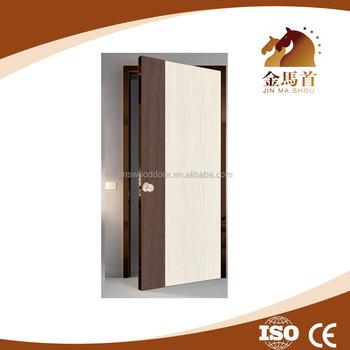 2016 new design modern white hollow core mdf flush doors for Door new design 2016
