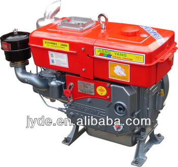 1 Cylinder Horizontal Diesel Engine - Buy 1 Cylinder Diesel Engine,Yanmar  Single Cylinder Diesel Engines,1 Cylinder Water Cooled Engine Product on