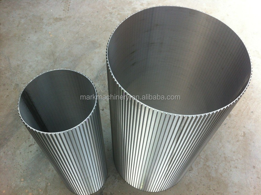 China supplier stainless steel johnson sieve tube
