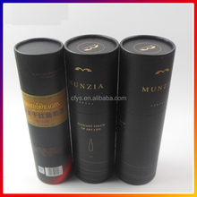 Professional manufacturer custom round shape paper tube box packaging kraft paper tube