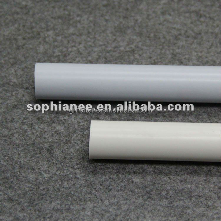 PVC Plastic Rain Pipe/Tube/Plastic Extruded Pipe/Tube for Water Supply