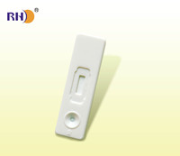 CE and FDA Approved 4.2mm Home use urine HCG Pregnancy test Cassette