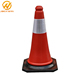 Jackwin PE Used Plastic Barrier And Traffic Cone for Rental