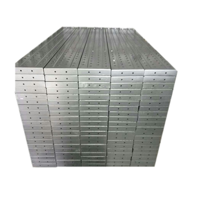 Galvanized Punched Shoring Metal Plank