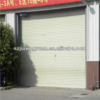 Motorized Galvanized garage steel roller shutter door company