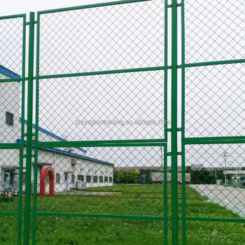 Backyard Green Color Pvc Coated 358 Security 4x4 Welded Wire Mesh ...