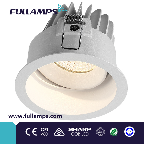 Fullamps lifud driver led down light, led lux down light